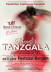10 Jahre Dance & Friends VVK ab 21.10.2019