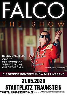 FALCO - THE SHOW / Traunstein