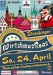 Wirtshaus Roas Straubing Ersatztermin für 16.10.2020