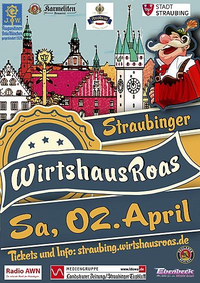 Wirtshaus Roas Straubing Ersatztermin für 24.04.2021