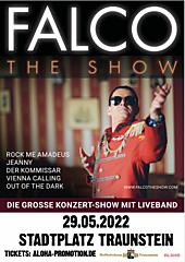FALCO - THE SHOW / ERSATZTERMIN für 23.05.2021